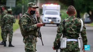 Car bomb attack at Colombian military base wounds 36