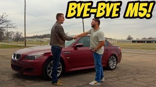 Here's Why I'm Selling 7 Cars (OR MORE?!?!) Farewell BMW M5