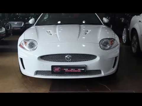 Jaguar XKR Supercharged Coupe @ Big Boy Toyz