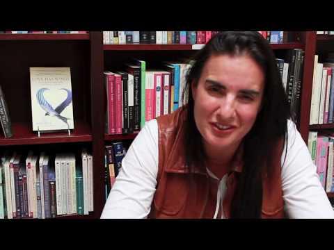 Isha Judd talks about LOVE HAS WINGS