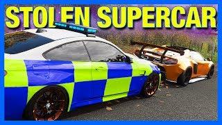 Forza Horizon 4 Online : Stolen Supercar!! (Part 2)