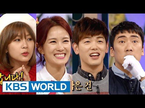 Hello Counselor - Eric Nam, Oh Hayoung, Lee Sanghun & Kim Jimin (2016.01.11)