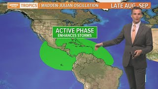 Atlantic tropical season update: Hurricane season could get very busy soon