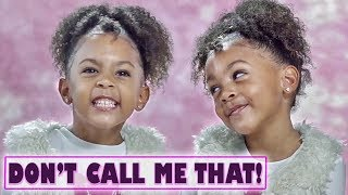 STOP CALLING ME SISSY! TWIN TALK