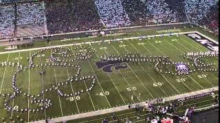 K-State Band - Jayhawk vs. Enterprise