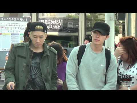 【Dirtypop1938】140925 Gimpo Airport (Eunhae Focus)