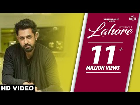 Lahore Lyrics - Gippy Grewal | Roach Killa | Dr Zeus