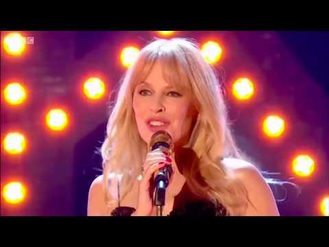 Kylie Minogue - Stop Me from Falling. The Graham Norton Show. Album: Golden. 6 Apr 2018