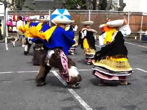 Shasha Kayary-Baile Típico del Ecuador