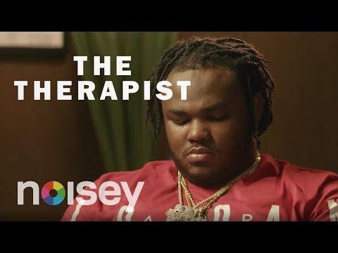Tee Grizzley's First Therapy Session After Prison and Father's Death | The Therapist