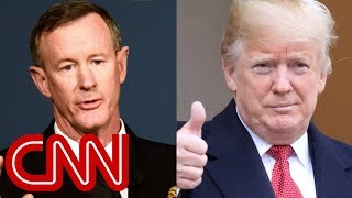 Retired Adm. McRaven responds to Trump's Fox News interview