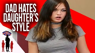 "Supernanny Accuses Dad Of ""Damaging"" His Daughter 