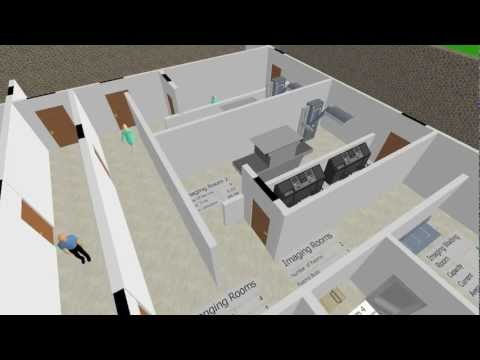 Emergency Department (ED) Model by MOSIMTEC