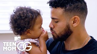 This One's For the Dads | Teen Mom OG (Season 8) | MTV