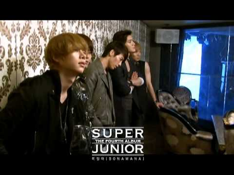 SUPER JUNIOR 슈퍼주니어 '미인아 (Bonamana)' Album Making Film