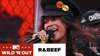 Erykah Badu & The Badus Perform 'Revenge of Tyrone'   Wild 'N Out   #RnBeef