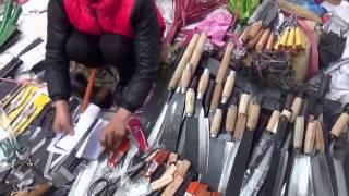 Chợ Viềng Vụ Bản Nam Định , Phiên Chợ Mua May Bán Rủi