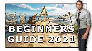 Stranded Deep Beginners Guide | Console 2021