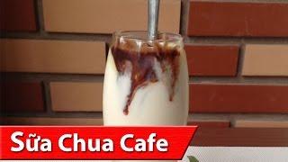 Cách làm sinh tố sữa chua cafe thơm ngon hấp dẫn