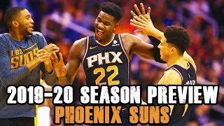 Phoenix Suns 2019-20 NBA Season Preview