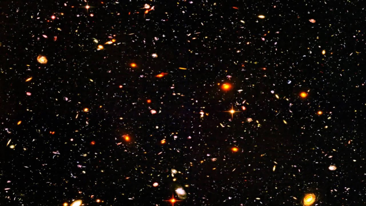 best hubble deep field - photo #7