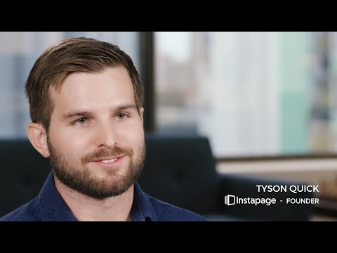 Marketers are leaving a lot of money on the table. How much? Billions. Tyson Quick, CEO and Founder of Instapage explains the situation and what can be done to fix it.