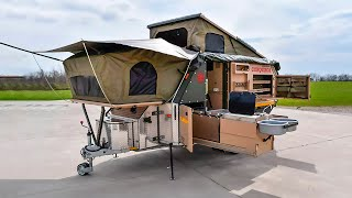 AMAZING CAMPER TRAILERS THAT ARE ON ANOTHER LEVEL