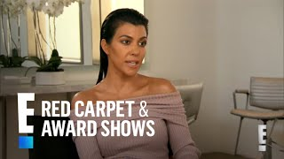 Kourtney Kardashian on Gluten-Free and No Dairy Diet | E! Red Carpet & Award Shows