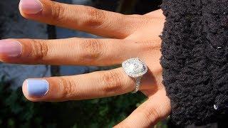 SHE SAID YES 😭