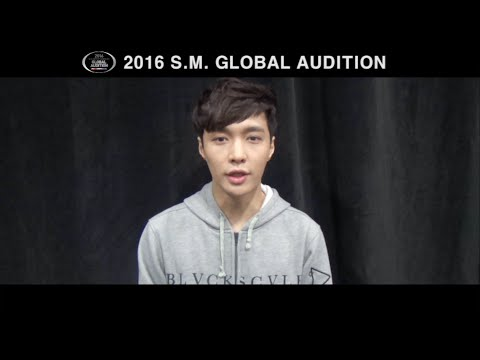 [LAY MESSAGE] 2016 S.M. GLOBAL AUDITION