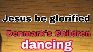 General Conference -European Nepali Speaking Christian Network -  Denmark Children dancing  2018