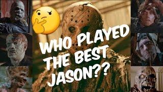 Actors Of Jason Voorhees: Who was better?