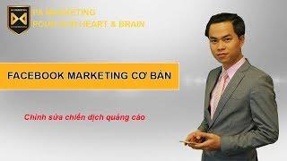 Bài 31: Chỉnh sửa chiến dịch quảng cáo