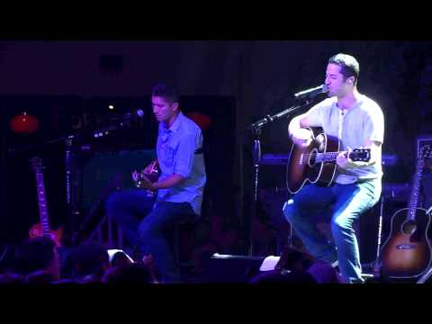 Baixar Boyce Avenue @ Music Matters Live with HP 2013