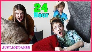 24 Hours In My Parents Room / JustJordan33