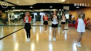 LABOUM (라붐) - 어떡할래 (What Are You Gonna Do) Dance Practice Ver. (Mirrored)