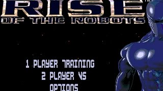 Mega Drive Longplay [191] Rise of the Robots