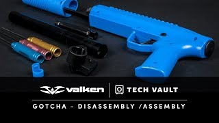 Маркер Valken Gotcha Paintball Shotgun - 50 Cal