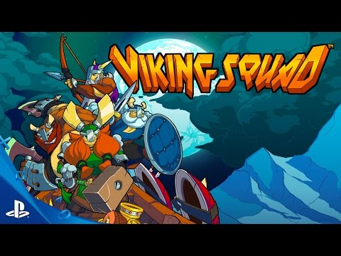 Viking Squad Trailer