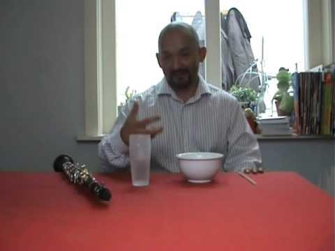 Marco Mazzini: Respiracion circular en el clarinete