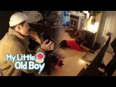 Bell is Just Looking at the Door.. Where is Jung Nam? [My Little Old Boy Ep 127]