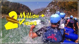 Rishikesh River Rafting Accident | White Water Rafting | Rescuing People in river rafting