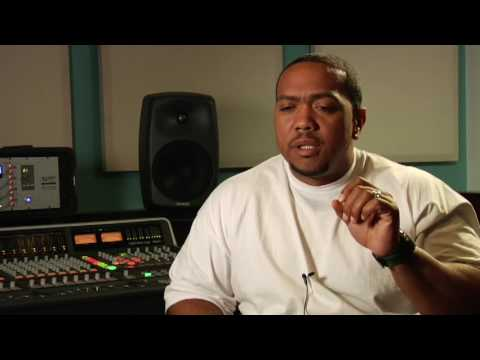 SSL Matrix - Timbaland Interview - YouTube