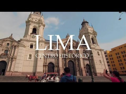 video Tour por la ciudad de Lima