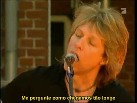Bon Jovi - All About Lovin You Germany legendado