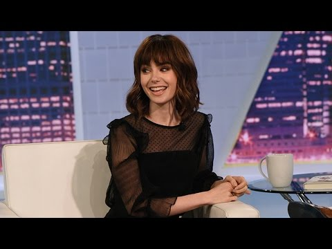 Lily Collins' Favorite Phil Collins Song Is…