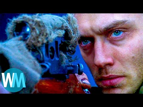 Top 10 Greatest Sniper Scenes in Movies