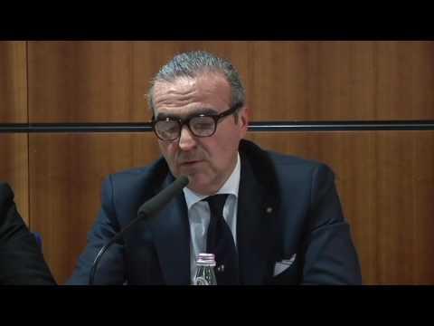 Pierangelo Raffini di Capecod al convegno di Enada Rimini 2017