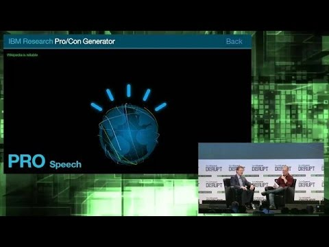 IBM's Watson: Making Everything Smarter Soon