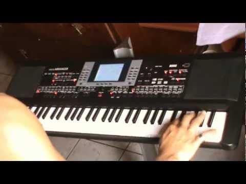 fran dos teclados solos de forro boys